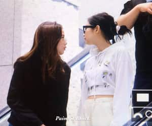 airport, korean, and lisa image