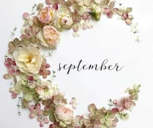 autumn, September, and month image