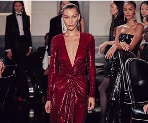 dress, fashion, and nyfw image