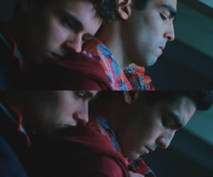 boys, couple, and gay image