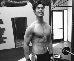 ross butler, boy, and zach dempsey image