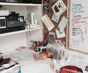 college, study, and studying image