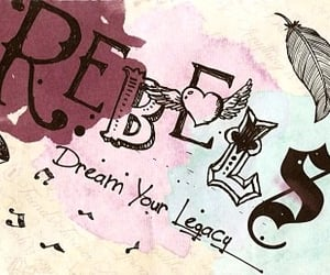 rebels, eah, and ever after high image