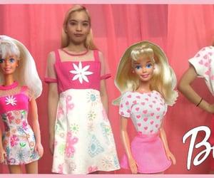 barbie, youtube, and clothing image