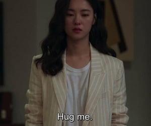 broken, crying, and drama image