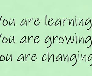 green, growth, and positivity image