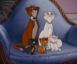 animal, animated, and aristocats image