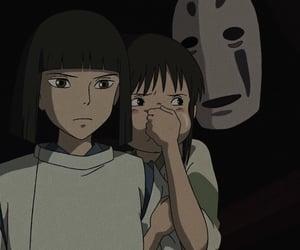 anime, chihiro, and movie image