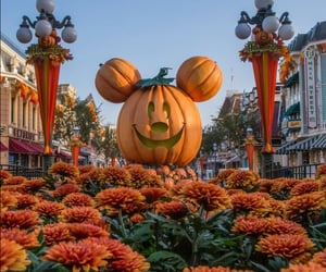 autumn, day, and disney image