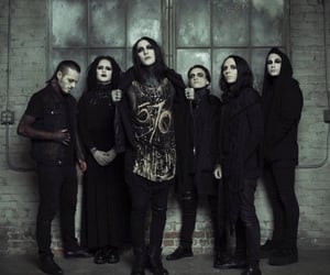 ghost, motionless in white, and josh balz image