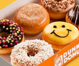 chocolate, colors, and donuts image