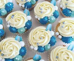 colores, comida, and cupcake image