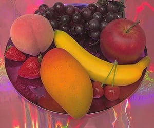 aesthetic, cyber, and food image