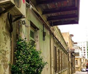 street, baku, and old baku image