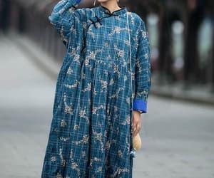 etsy, oversized dress, and loose fitting dress image