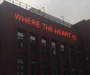 aesthetic, architecture, and heart image