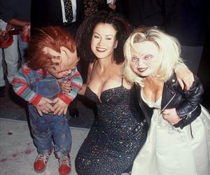 Chucky, creepy, and Halloween image