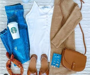 school outfit and college outfit image