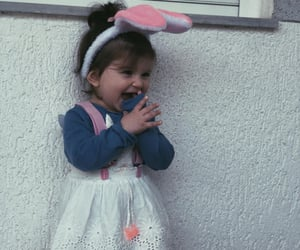 bunny, easter, and outfit image