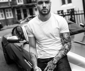 man, model, and liam image