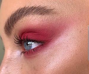 make up, makeup, and summer image