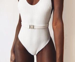 swimwear and white image