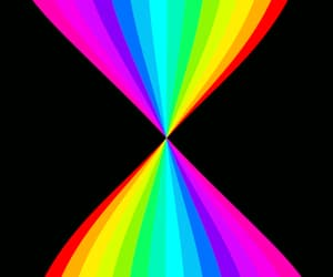 arcoiris, gif, and colores image