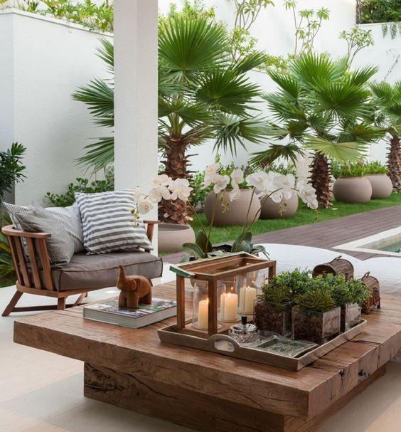 Decoración Terrazas Muebles Modernos Shared By S