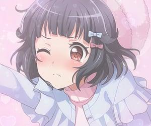 anime girl, baby girl, and illustration girl image