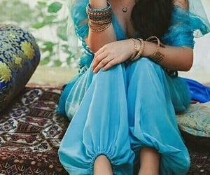 aesthetic, aladdin, and beauty image