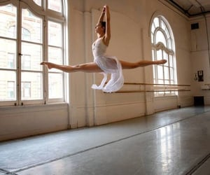 ballet and dancer image