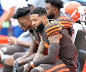 browns, NFL, and odell image
