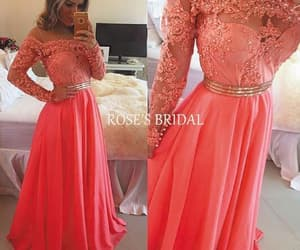 prom gown, prom dresses 2020, and long prom dress image