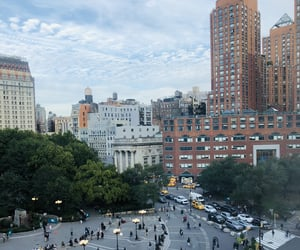 new york, ny, and union square image