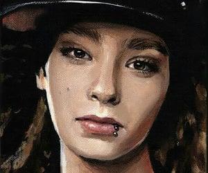 art, bill kaulitz, and fan art image