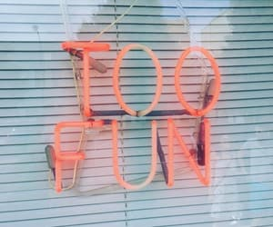 blinds, fun, and letters image