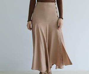 korean fashion, skirts, and women's fashion image
