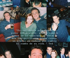 how i met your mother, ted mosby, and como conoci a tu madre image