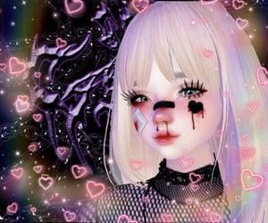 aesthetic, avatar, and dark image