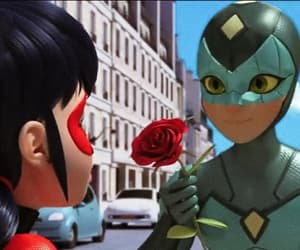 Adrien, ladybug, and aspik image