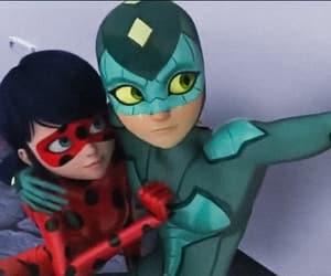 Adrien, ladybug, and love image