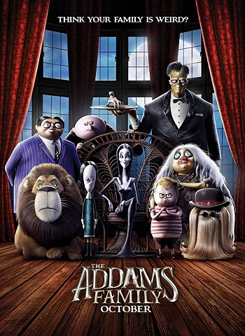 The Addams Family Full Movie Free Download HD 720p Blu-ray