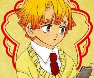 color, icons, and manga image