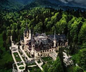 castle, wonderfull, and romania image