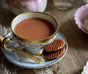 coffee, coffee break, and Cookies image