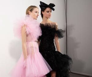 black, haute couture, and millionaire image