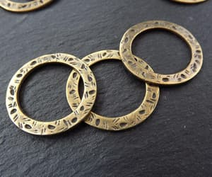 create, bronze link, and etsy image