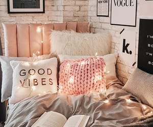 ideas, bedroom, and cozy image