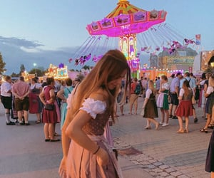 dress, fashion, and festival image