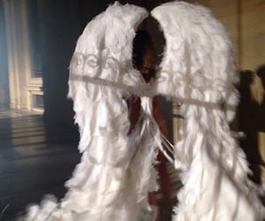angel, wings, and Victoria's Secret image